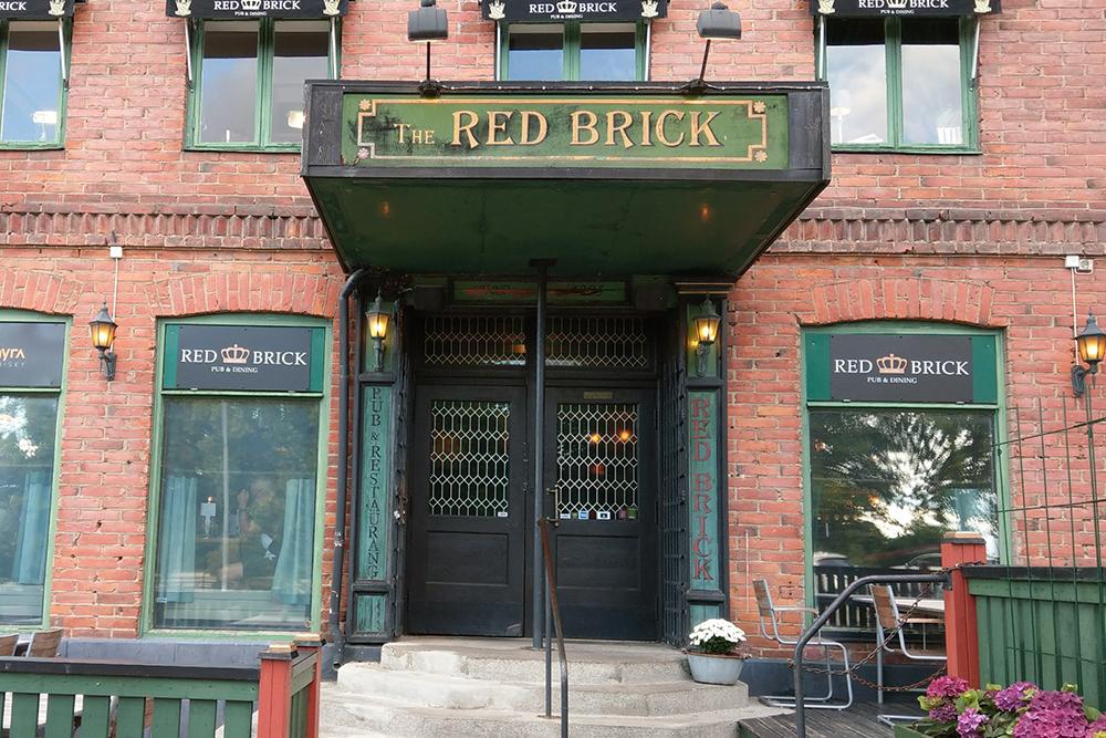 Red Brick Pub - Centralparken 1Eredbrickpup @ Instagram