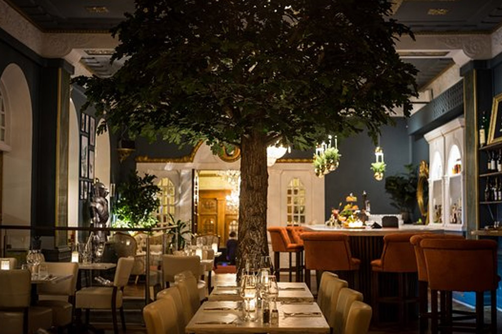 RestaurangLilla P - Nya Boulevarden 8restauranglillap @ Instagram