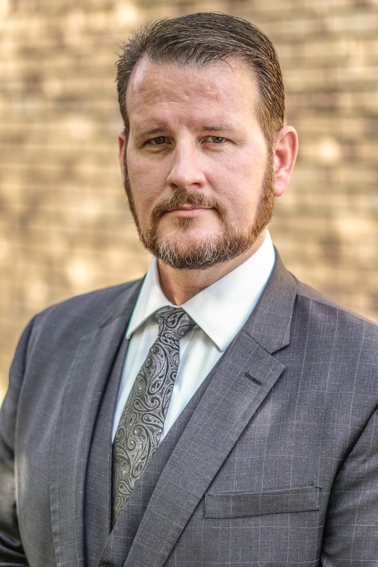 Justin Holt   Managing Attorney