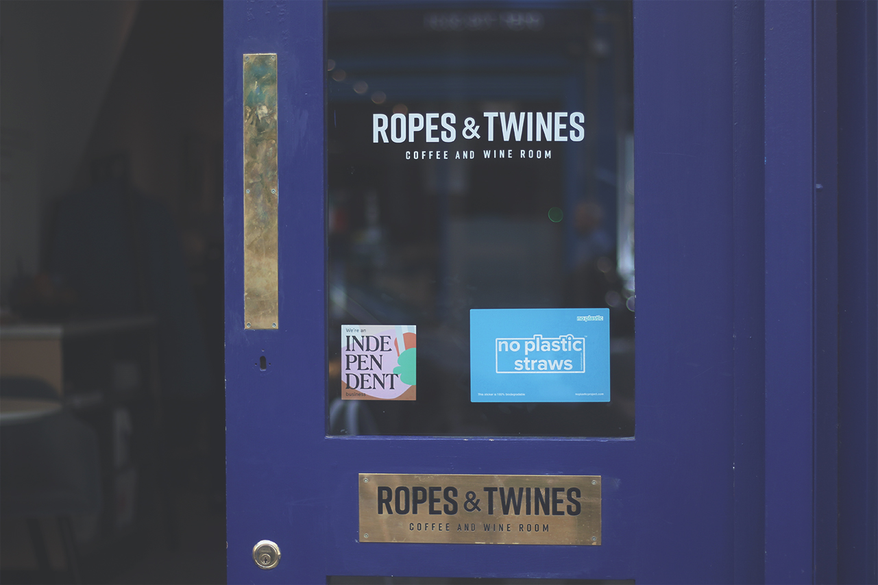 No Plastic Straw sticker on Ropes & Twines [Landscape].jpg