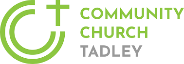 Tadley Community Church's logo - a church for people of all ages i