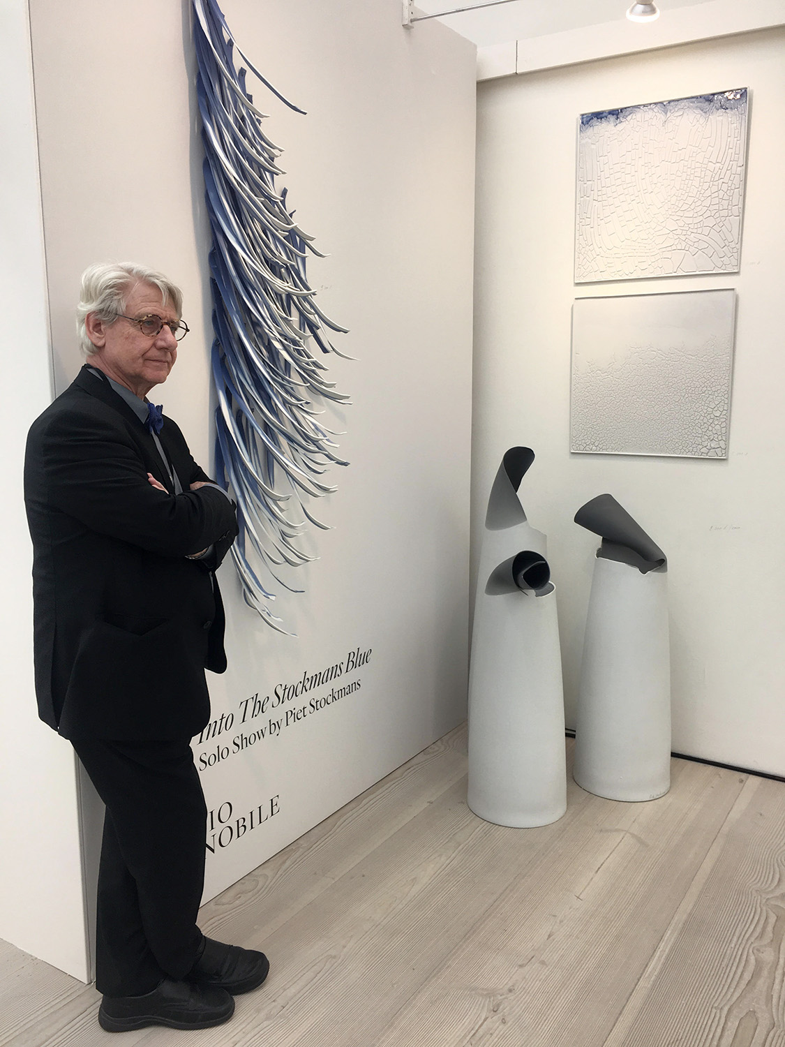 Into Stockmans Blue Collect, solo show, Saatchi Gallery, London, UK, February 2018 4_LR.jpg