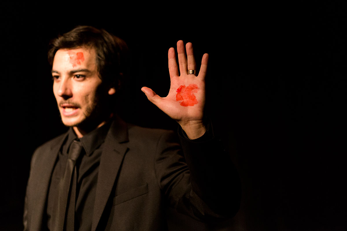 OE - 2015 | teatro • theatre | ator • actor