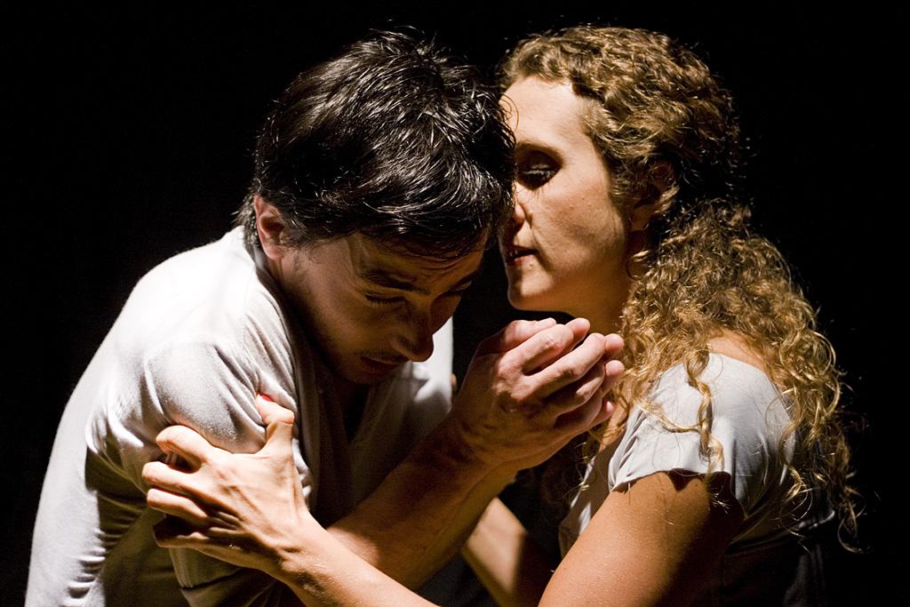 Chuva PasmadaStunned Rain - 2010 | teatro • theatre | ator • actor