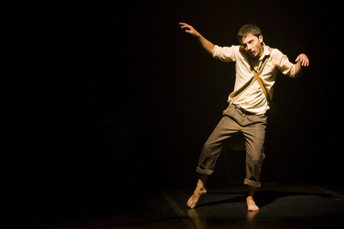 Eldorado - 2009 | teatro • theatre | pesquisa e atuação • researcher and actor