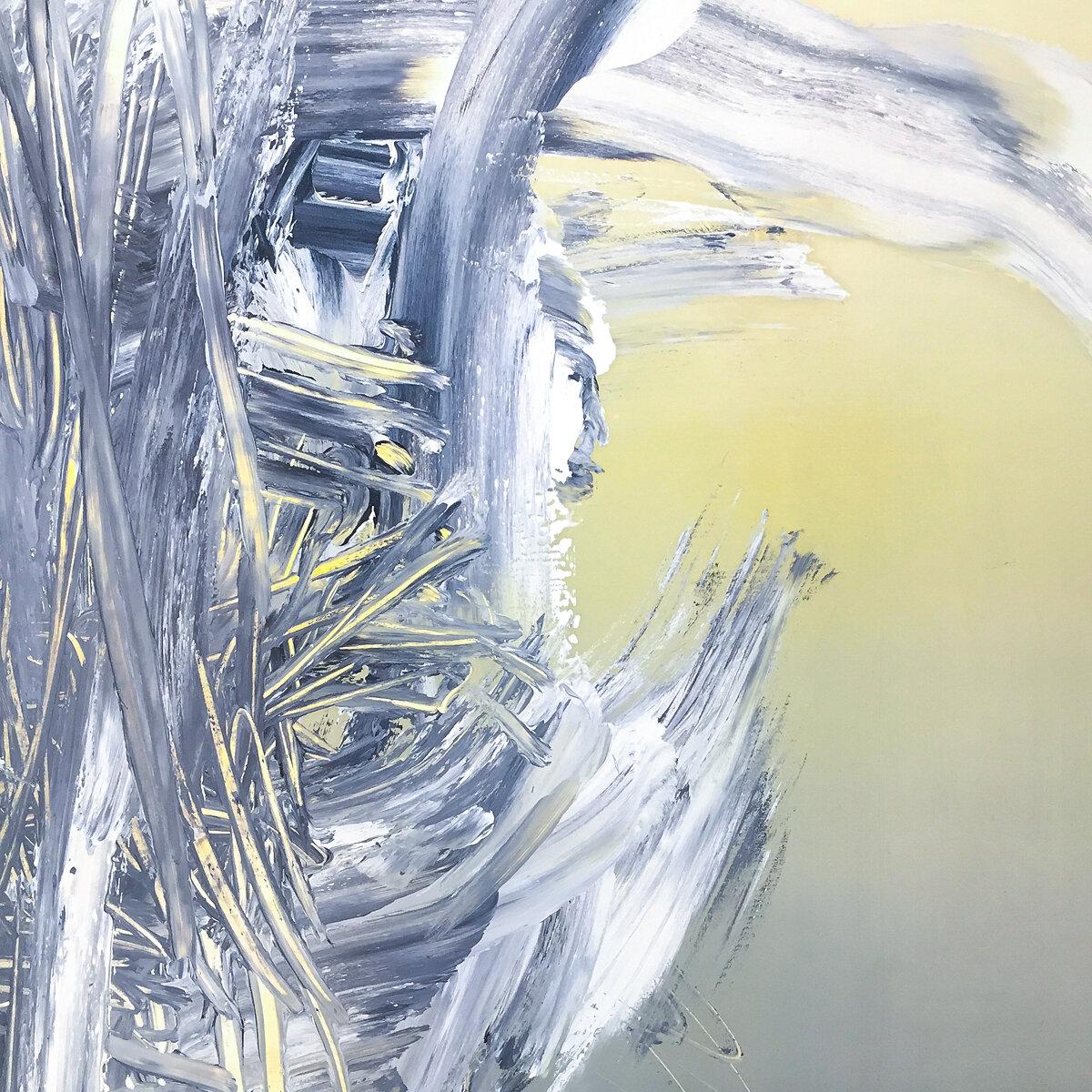 James Holmberg, oil on canvas