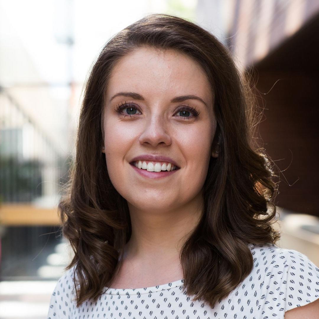 Hannah Kaliel, Leadership Development Award