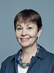 Caroline Lucas MP  Green