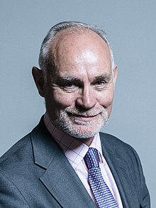 Crispin Blunt MP  Conservative