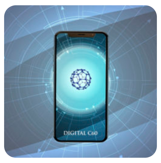 NEW! Digital C60 - Supreme Antioxidant -