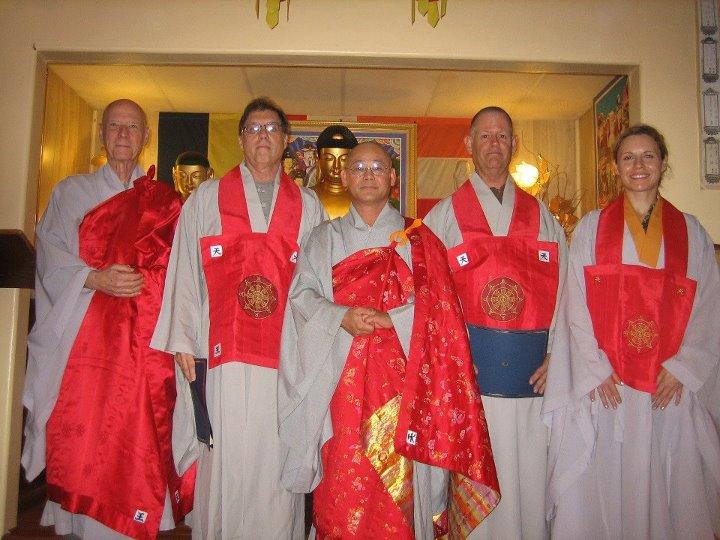 Zen Tageo Ordination