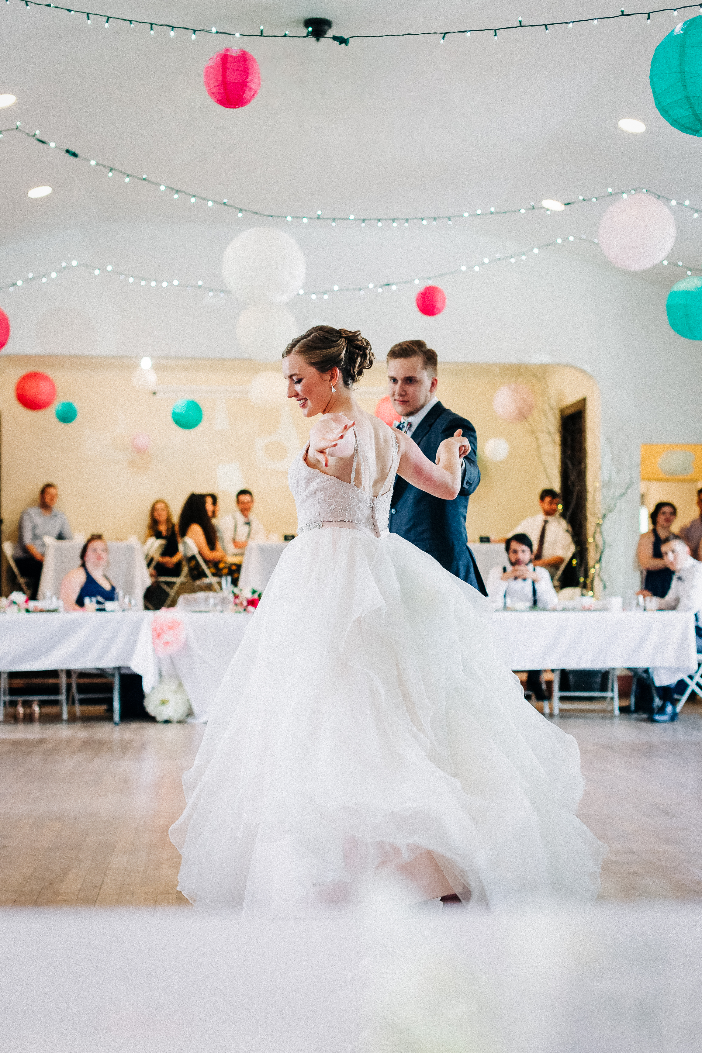 First Dance in Spokane, Wa
