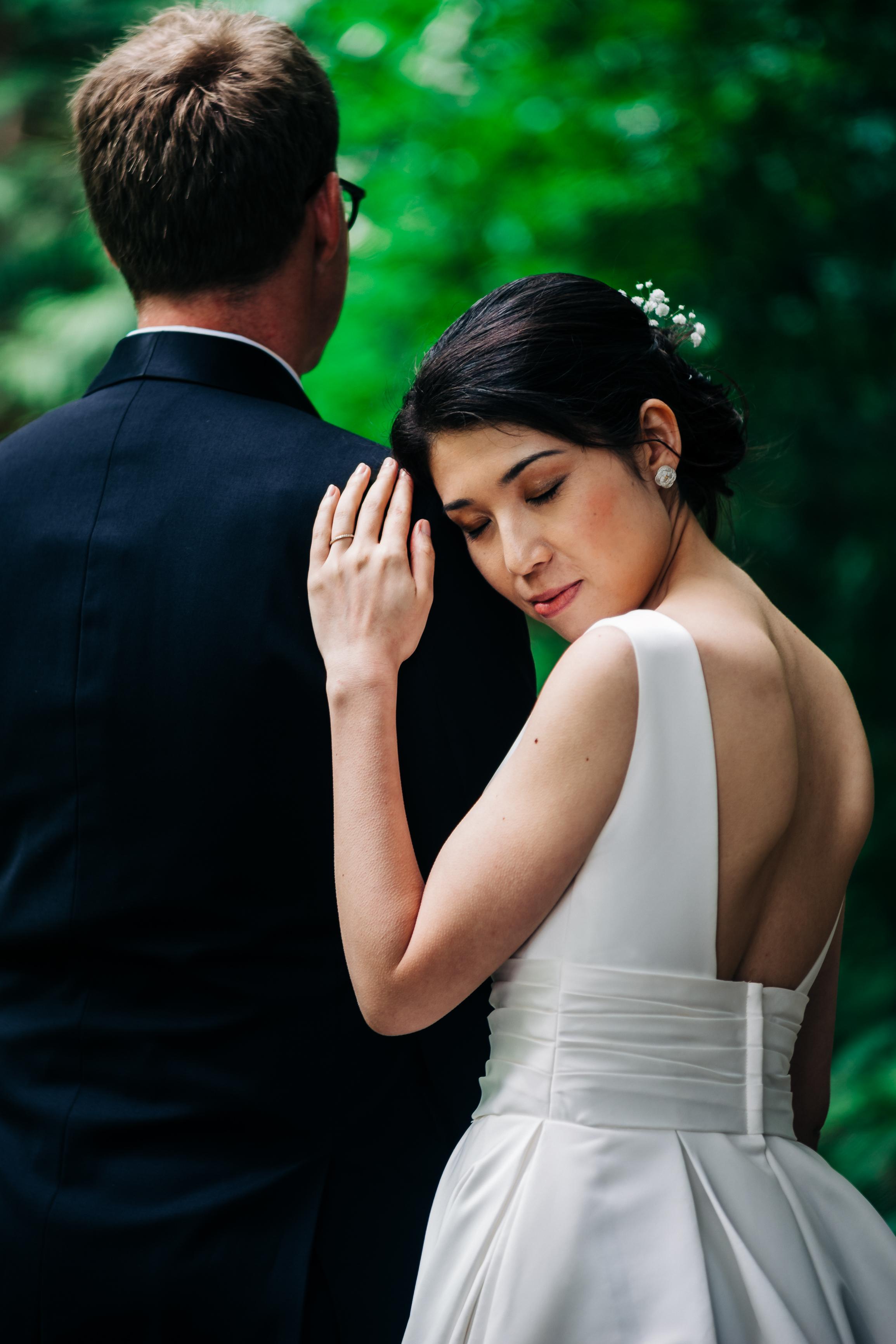 Bride & Groom Seabeck, WA