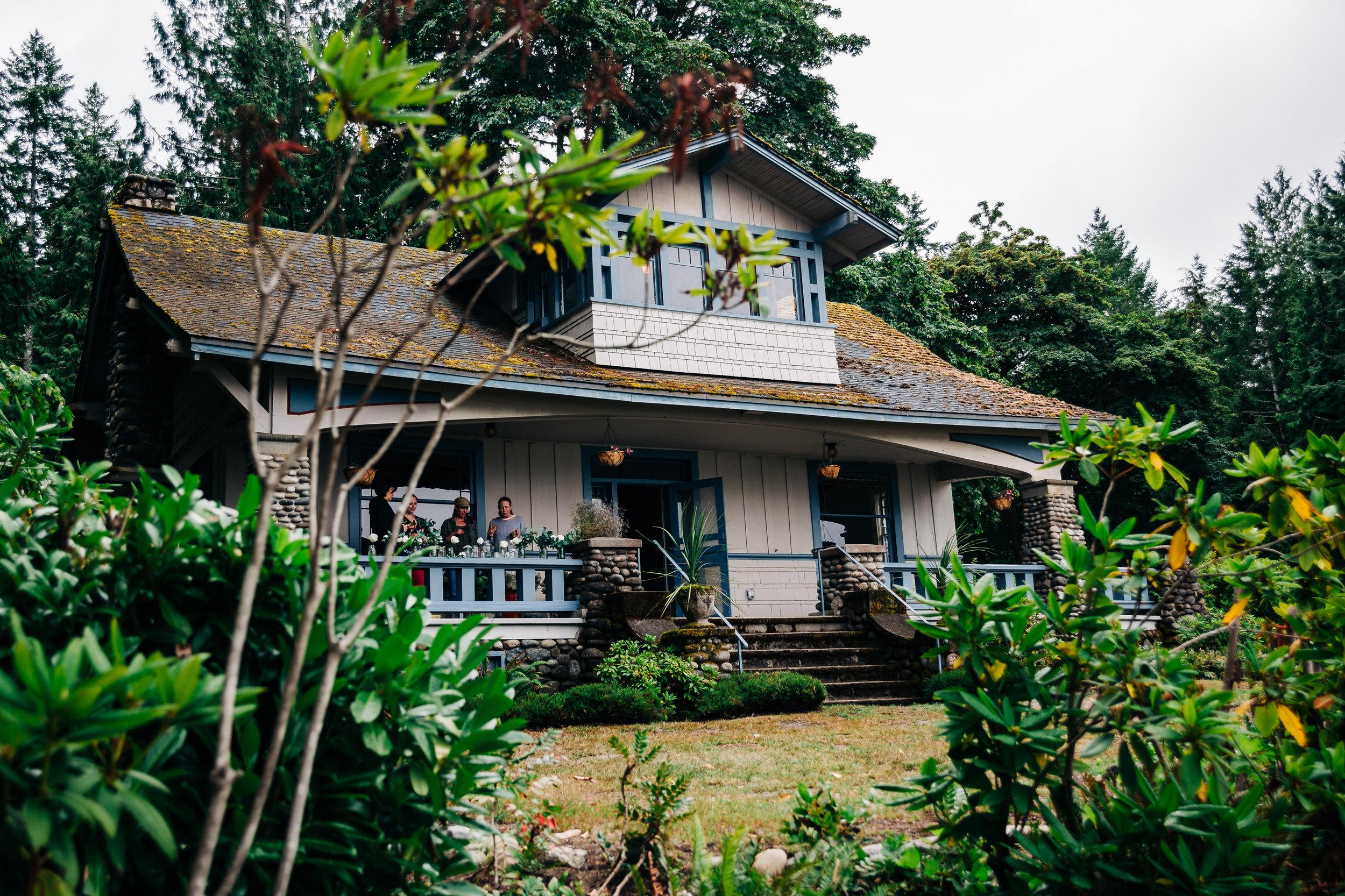 Emel House Seabeck, Wa