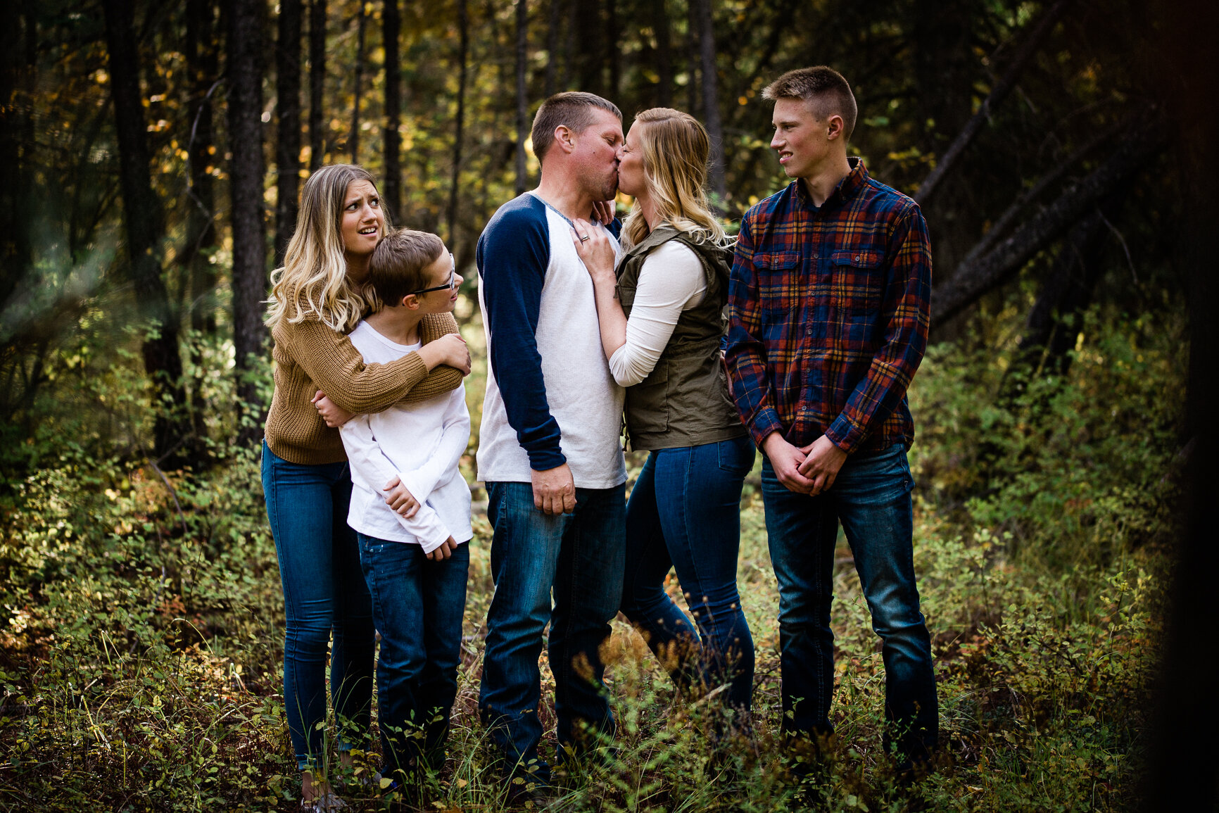 Idaho Family Portrait Photographer