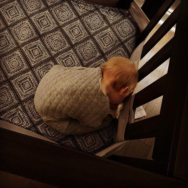 How my kids sleep. #RadandBash