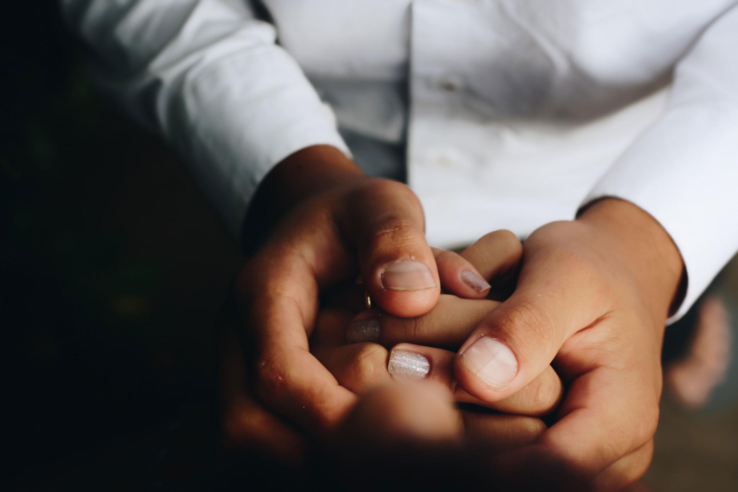 Pastoral Care & Prayer Ministry