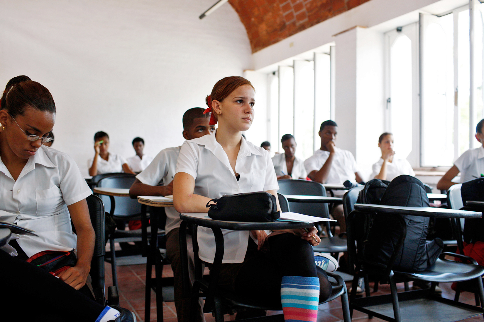 National School of Arts in Cuba lifestyle photography