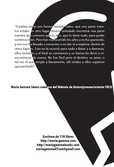 Almas Partidas (EPUB) — María Gemma