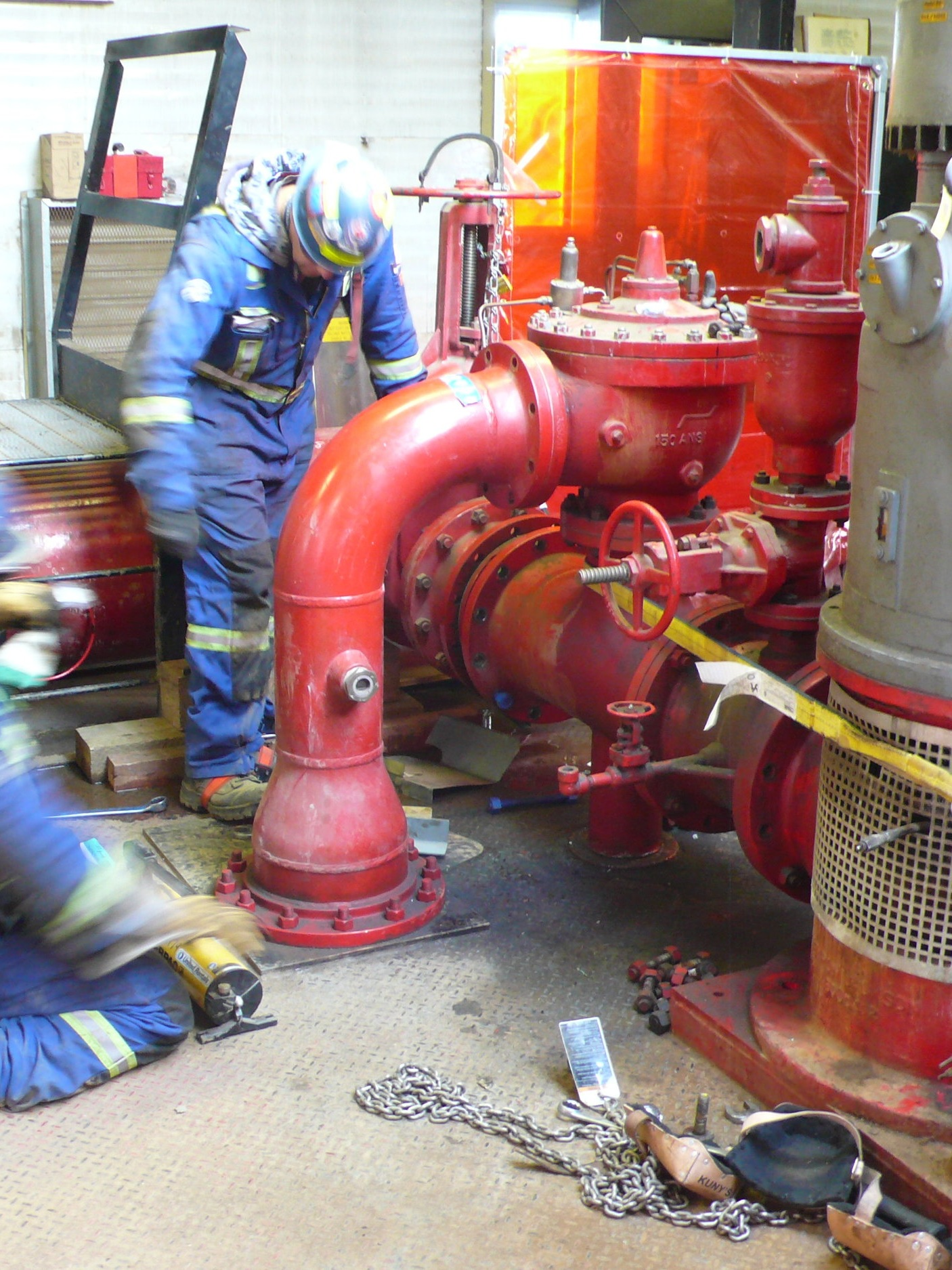 Fire Protection. - You can rest assured that we're looking after your most valuable assets, so you can focus on productivity and uptime.