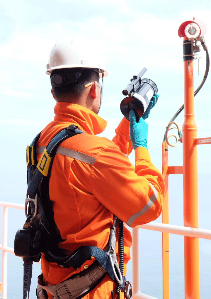 Safety. - Maintaining a safe environment requires knowledge, process, and rigour. We apply all of that to every project we undertake.