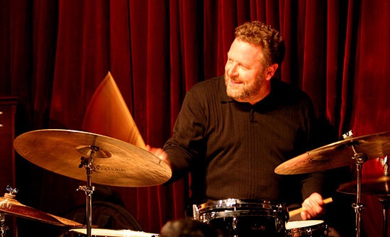 Drummer Jeff Hamilton