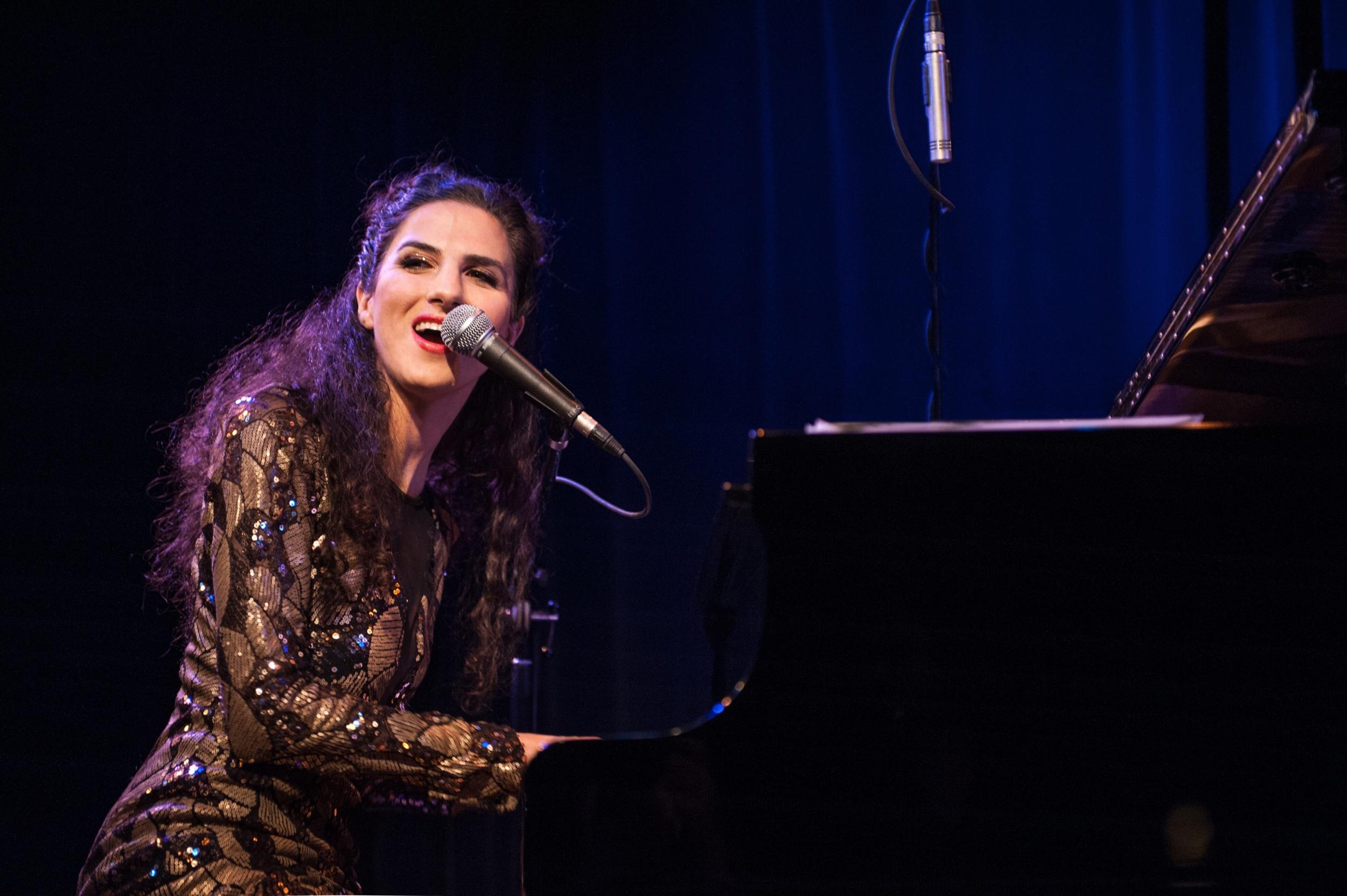 Singer/Pianist Laila Biali