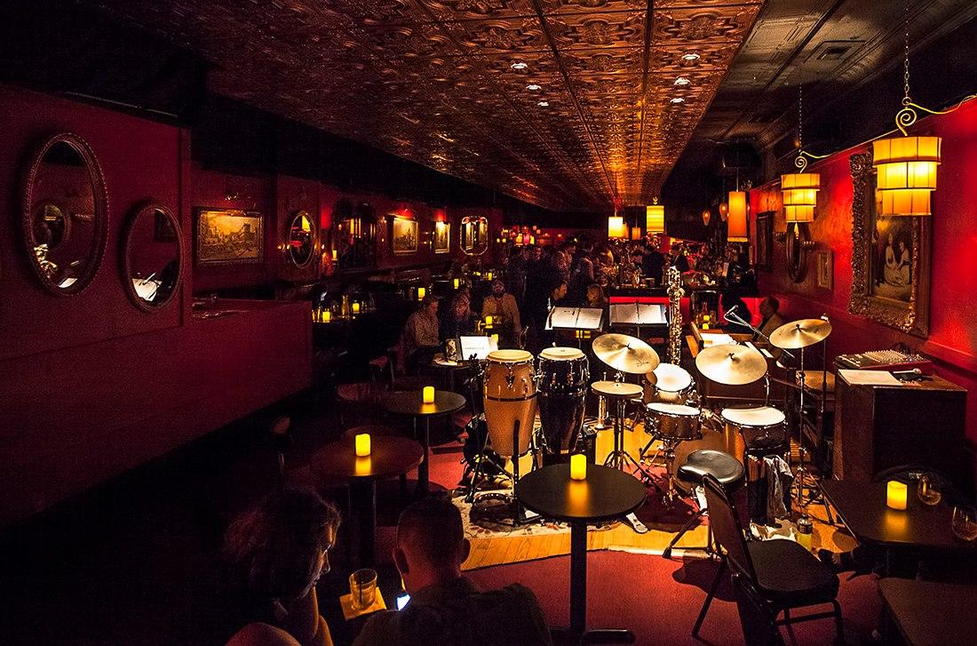 Green Lady Lounge - 1809 Grand Blvd., Kansas City, MO. 64108