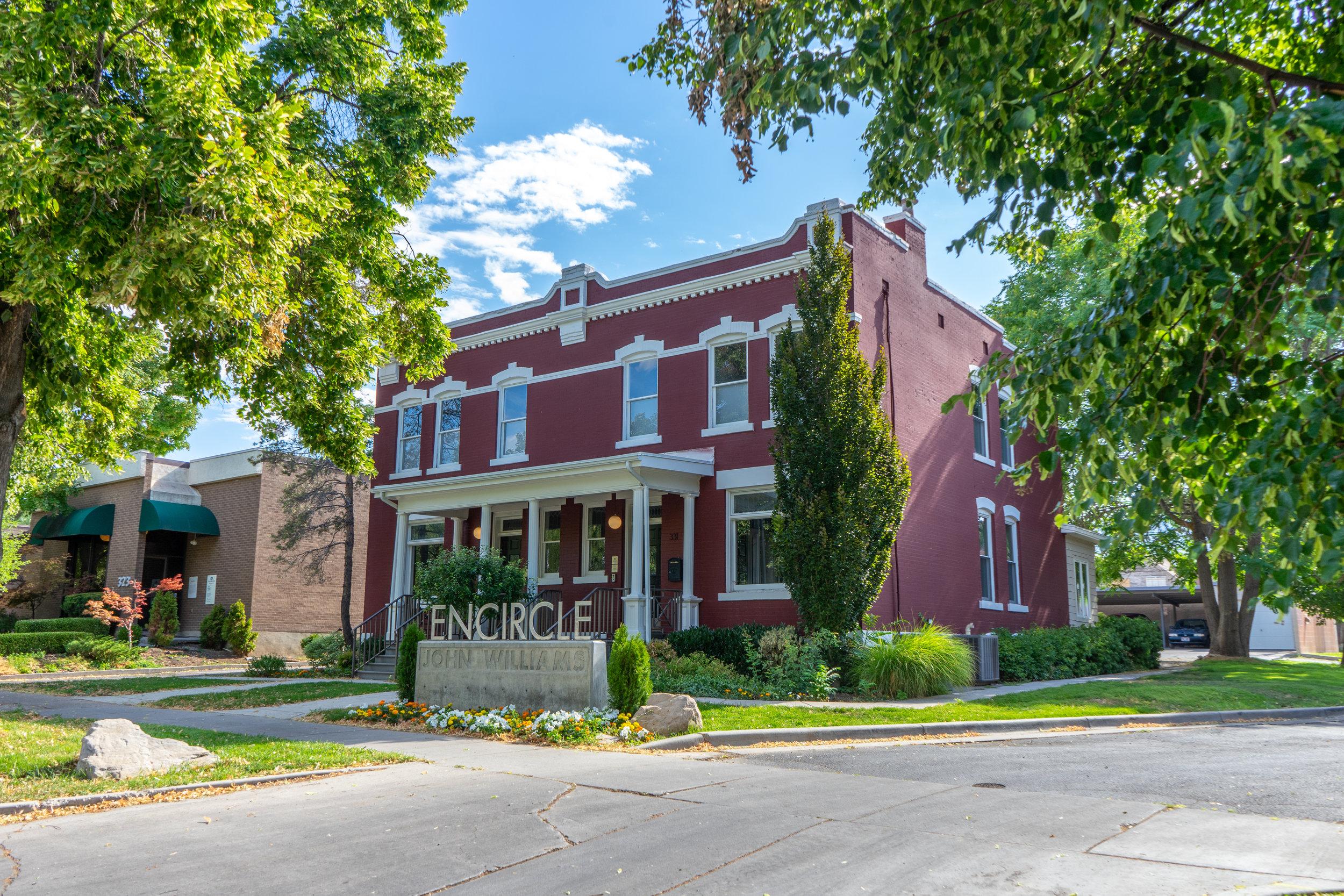 The John Williams Encircle Home - Salt Lake City, UT