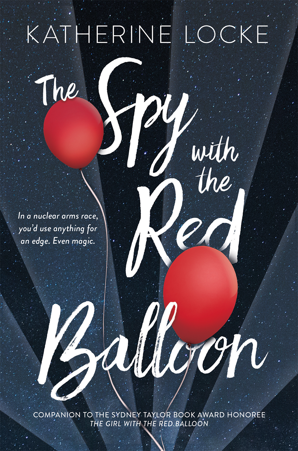 Copy of The Spy with the Red Balloon