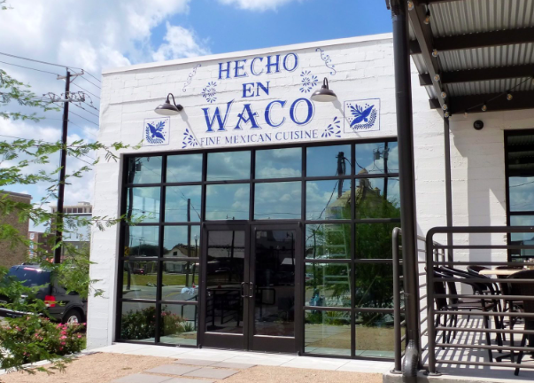 Hecho en Waco - This place is such a different experience from typical TexMex. More of a Mexico City vibe, they have the most delicious tacos and my personal favorite, Mole Enchiladas which is a difficult dish to pull off! Their atmosphere is fun and their margaritas come in all different trendy flavors. Brody's downside but my plus side: other than the frozen margaritas, they really aren't very strong, so you can have one and not immediately need a nap.