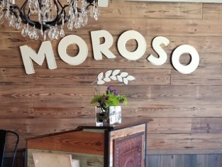 Moroso - Their lobster ravioli is amazing and if your date gets the pizza make sure you ask them for some crust to soak up the sauce with. Only complaint: no changing table in the restroom.. womp womp.