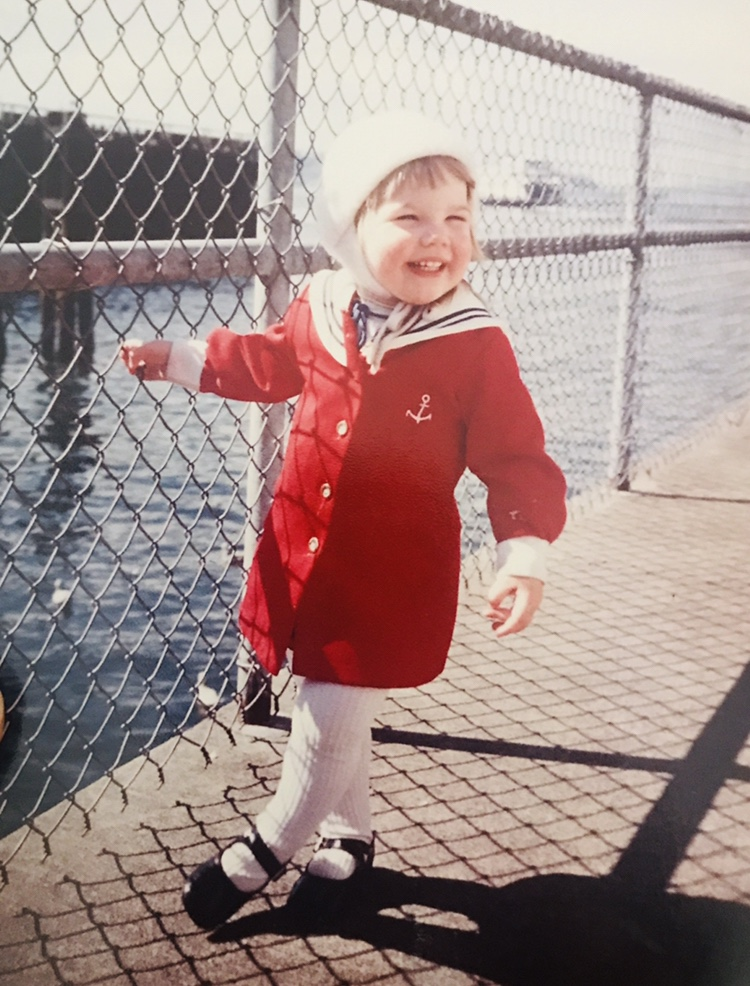 Photo: Mini Ms. Warmouth (age 2 years)…ready for adventure!