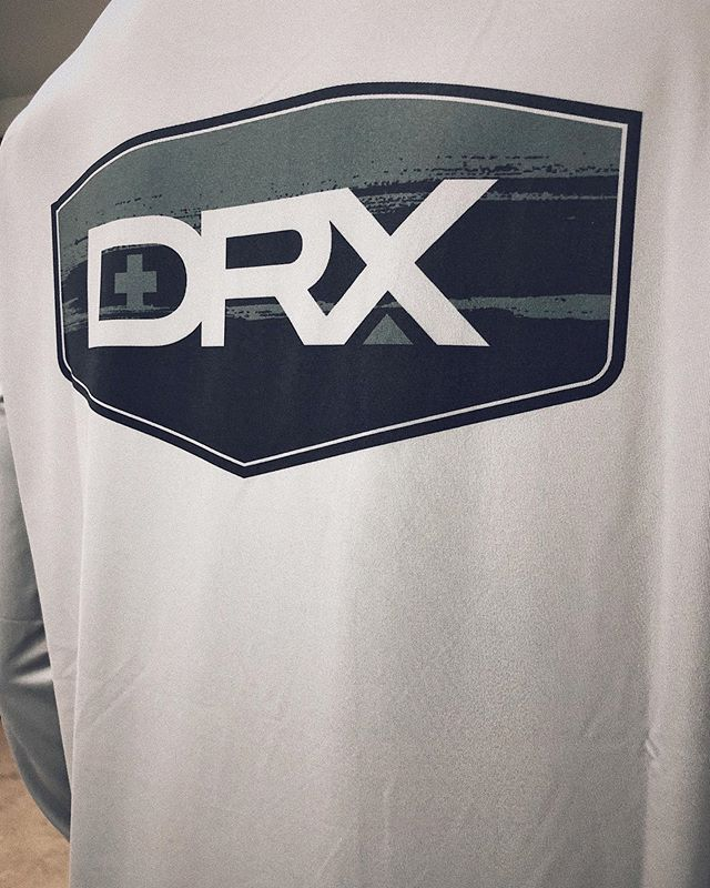 Ready to battle the elements. Protect yourself in our DRII Performance lightweight long sleeve. Featuring moisture wicking fabric that will protect from the sun 😎🏄‍♂️🎣☀️🌴 #TeamDRX