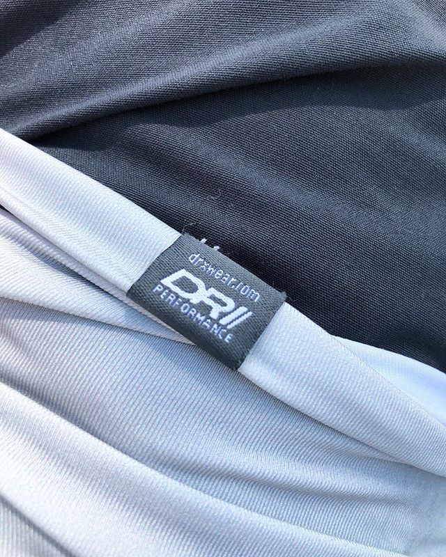 Introducing our DRII Performance fabric. Water resistant and protects you from the sun. Available only at DRXWear.com