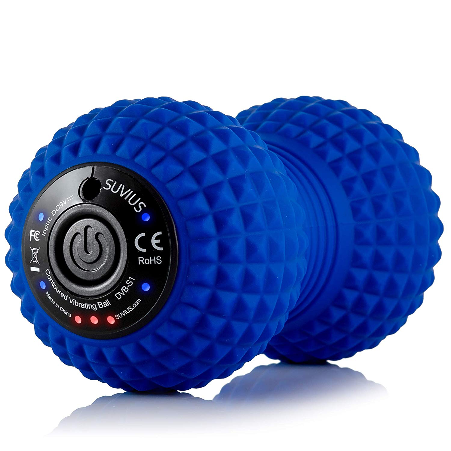 fascia friend - vibrating foam roller - Brings together the power of vibration with body rolling or foam rolling! Very powerful and a great tool to have on hand! Increase circulation, break up knots, and smooth and loosen up tight muscles and fascia.