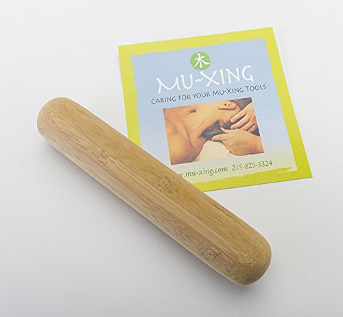 neck saver - bamboo massage tool - This thing really works magic for your neck (but you can use it wherever you need some extra massage power)! If you warm it up in a heating pad, it will completely melt any tensions you have….Brilliant!