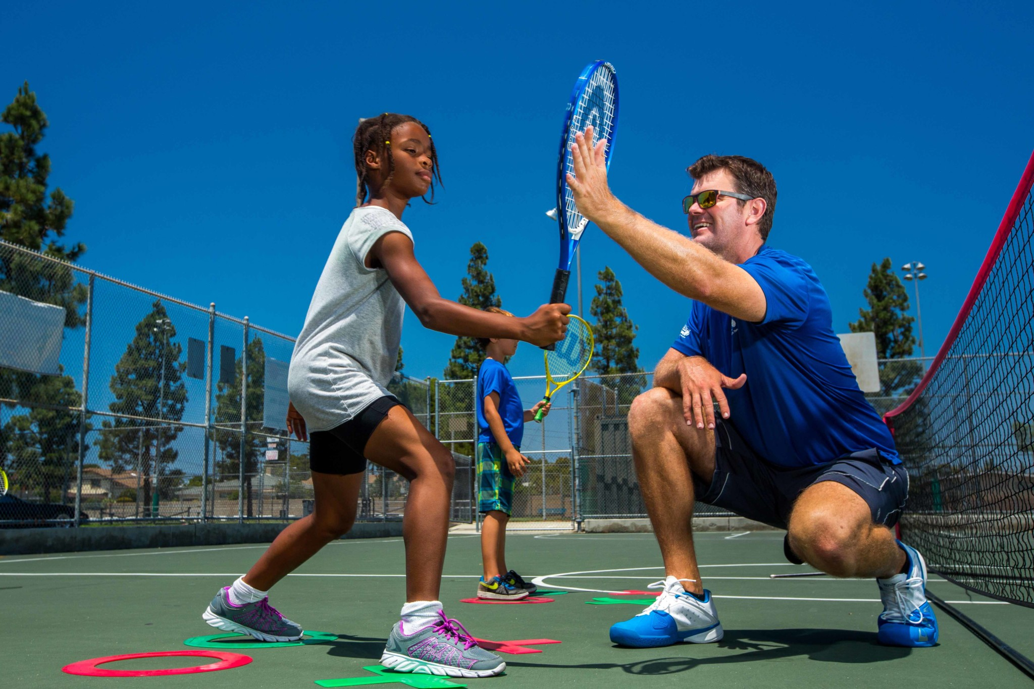 TGA Premier Sports Presents Tennis - Students will experience a mix of tennis instruction, rules & scoring lessons, educational components (including STEM experiments!), character development lessons and physical activity as they advance through the five-level program. September 10-October 22$133.00Click Here To Register.