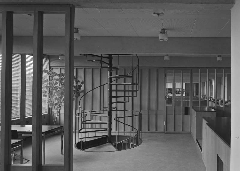 Copy of Tårnby Rådhus, 1959. Foto: Keld Helmer-Petersen