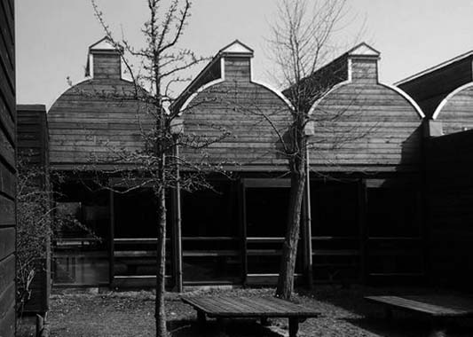 Copy of Uglegårdsskolen, Solrød, 1974. Foto: Andreas Trier Mørch