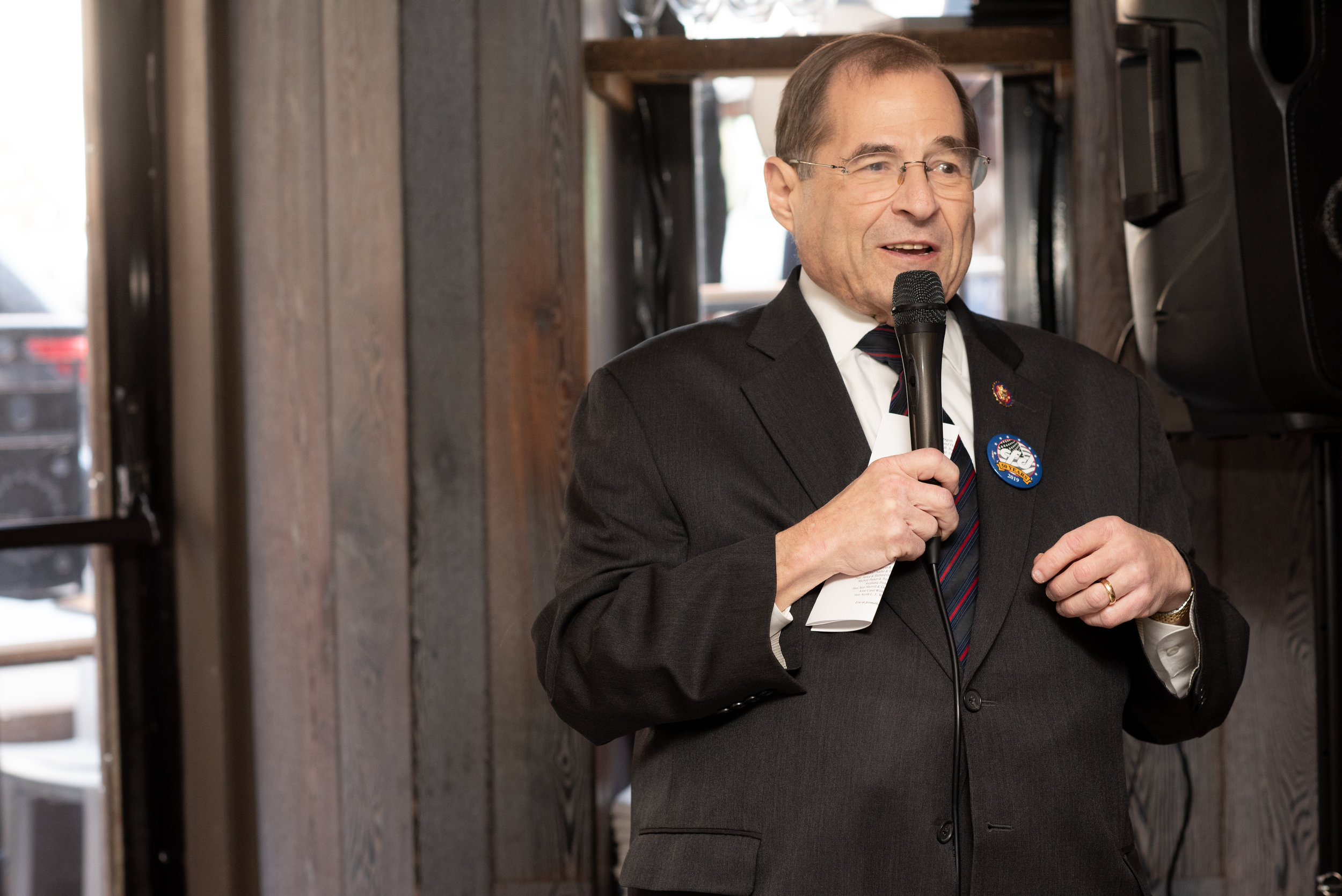 Get to Know Elected Officials - Jerry Nadler, Scott Stringer and Linda B. Rosenthal began their public service at CFD.
