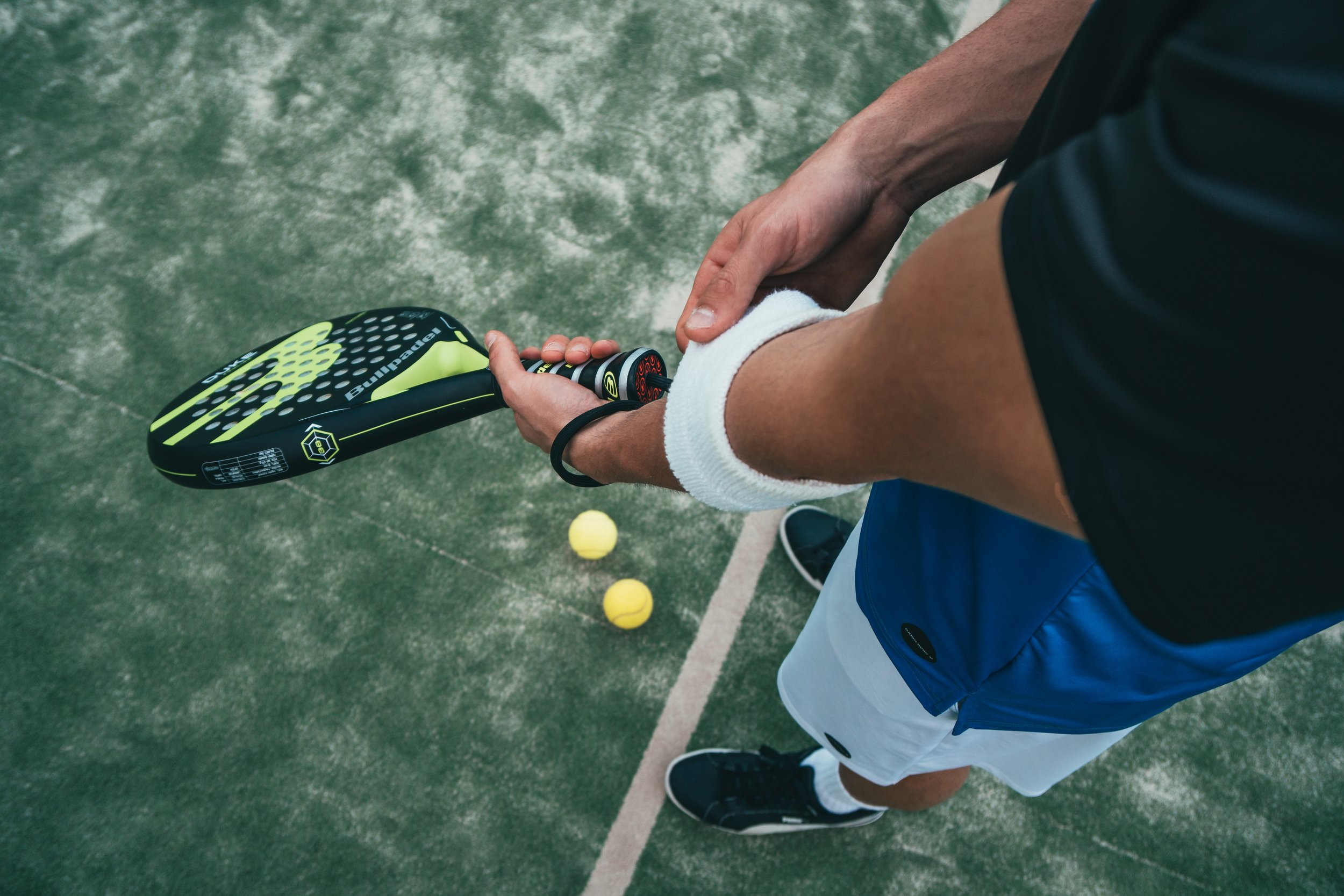 tennis for young people