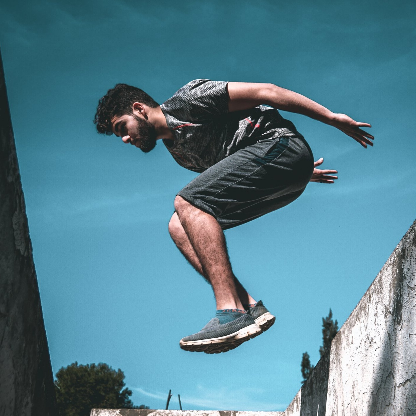 PARKOUR - Give Parkour a go as a way to get into activities such as pentathlon and biathlon. Read more about Parkour UK by clicking the button below.