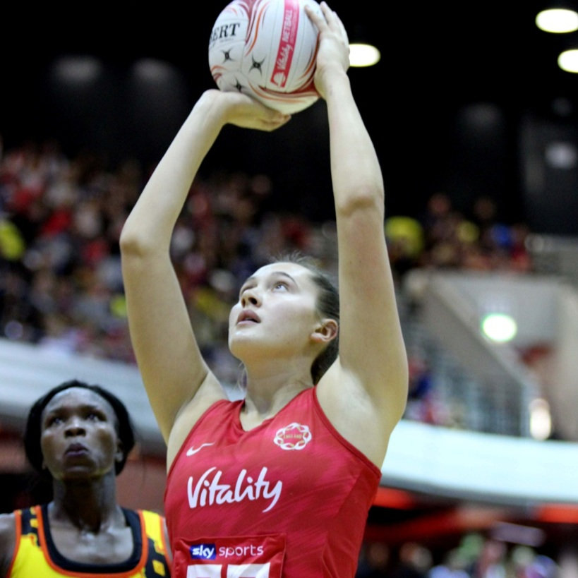 Netball - It's the Netball World Cup!Meet the England Roses Squad and Get Ready for the Action. We have some great videos for you to read as well as an interview with George Fisher.