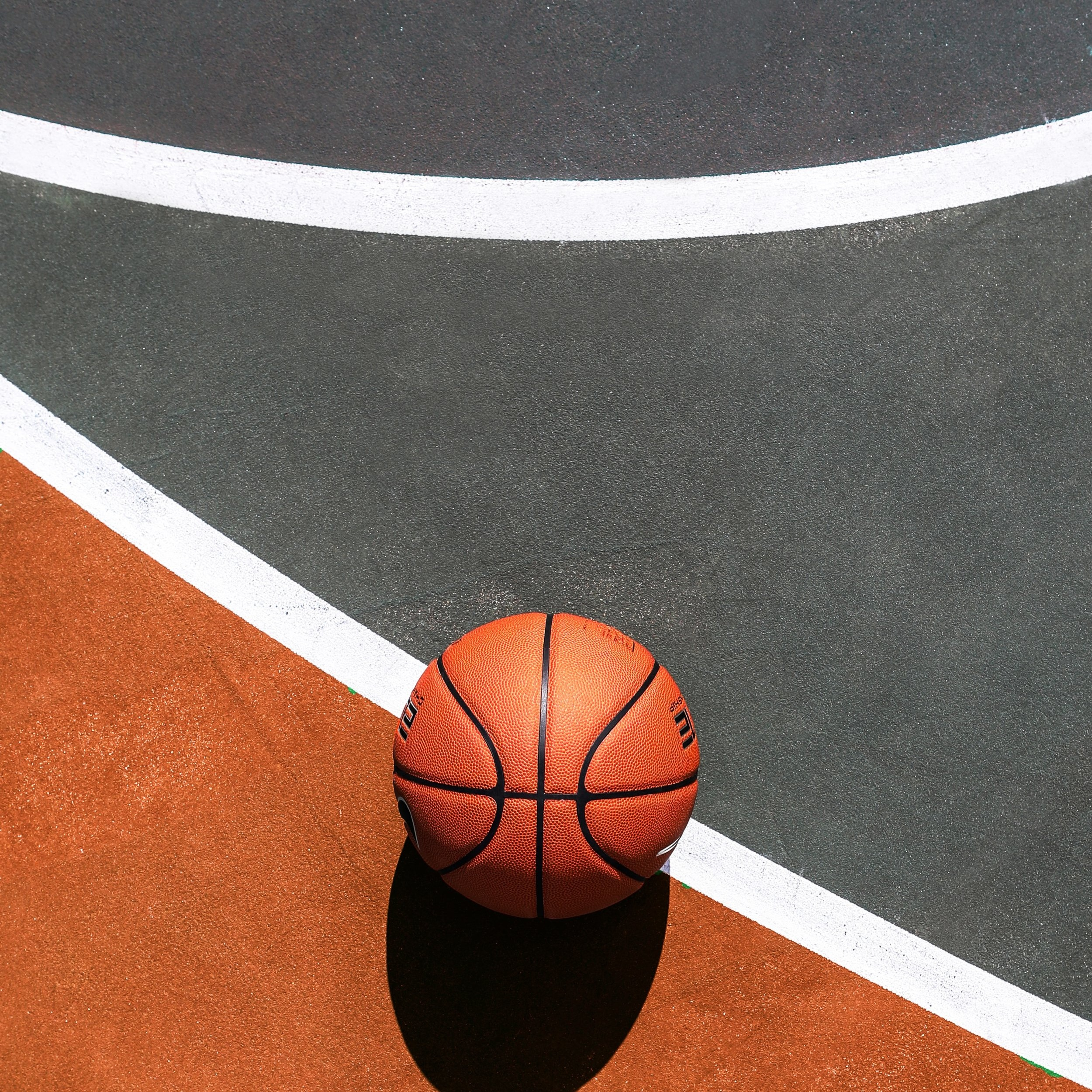 BASKETBALL - Most parks have a basketball net. A large number have small courts as well. Even though you have seen the nets and the courts, have you given basketball a try yourself yet?