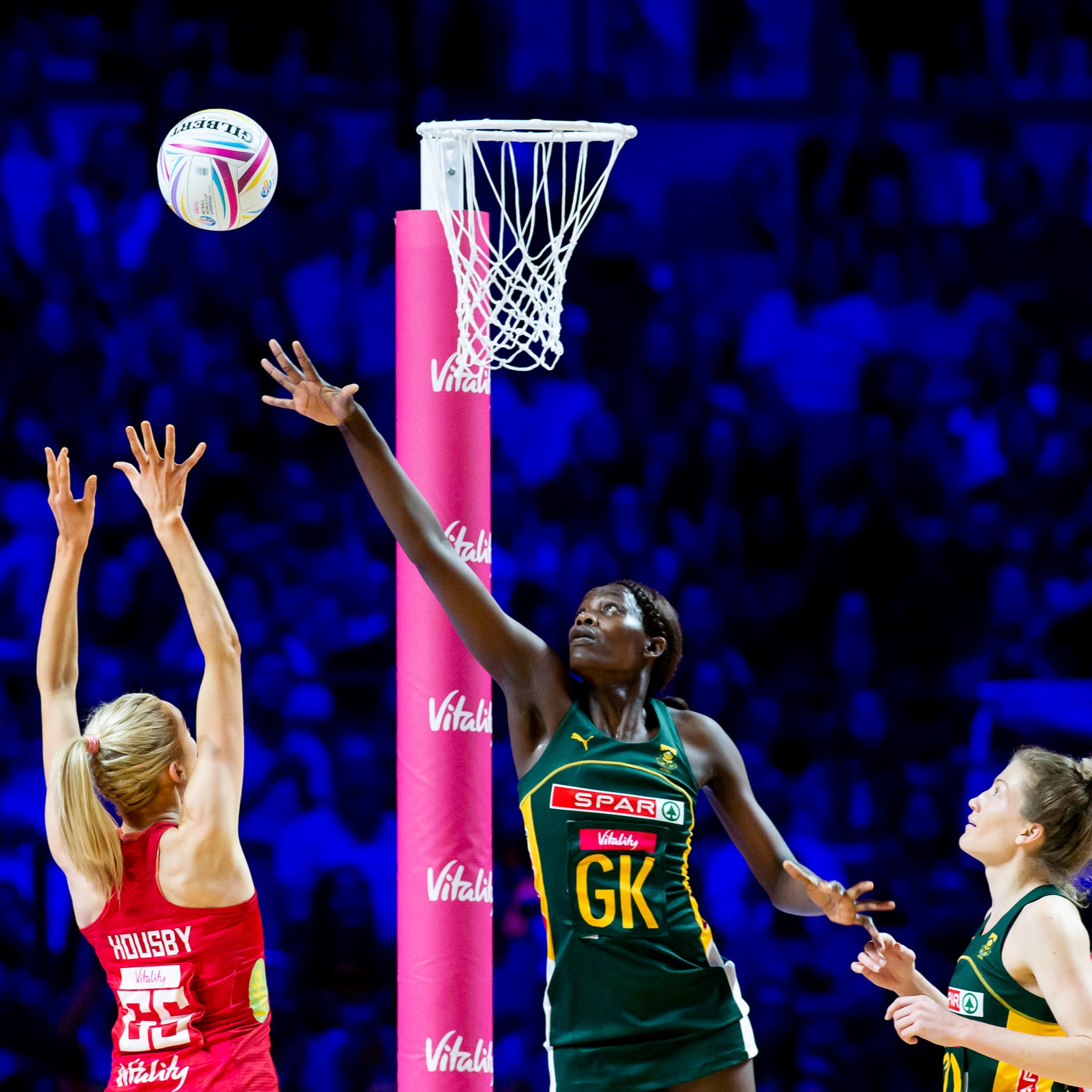 Netball - Hopefully you were all gripped by the excitement of World Cup Netball Fever in the summer? The team did amazingly well winning the Bronze medal.