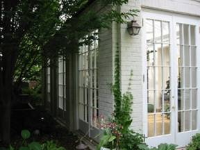 Conservatory in Georgetown