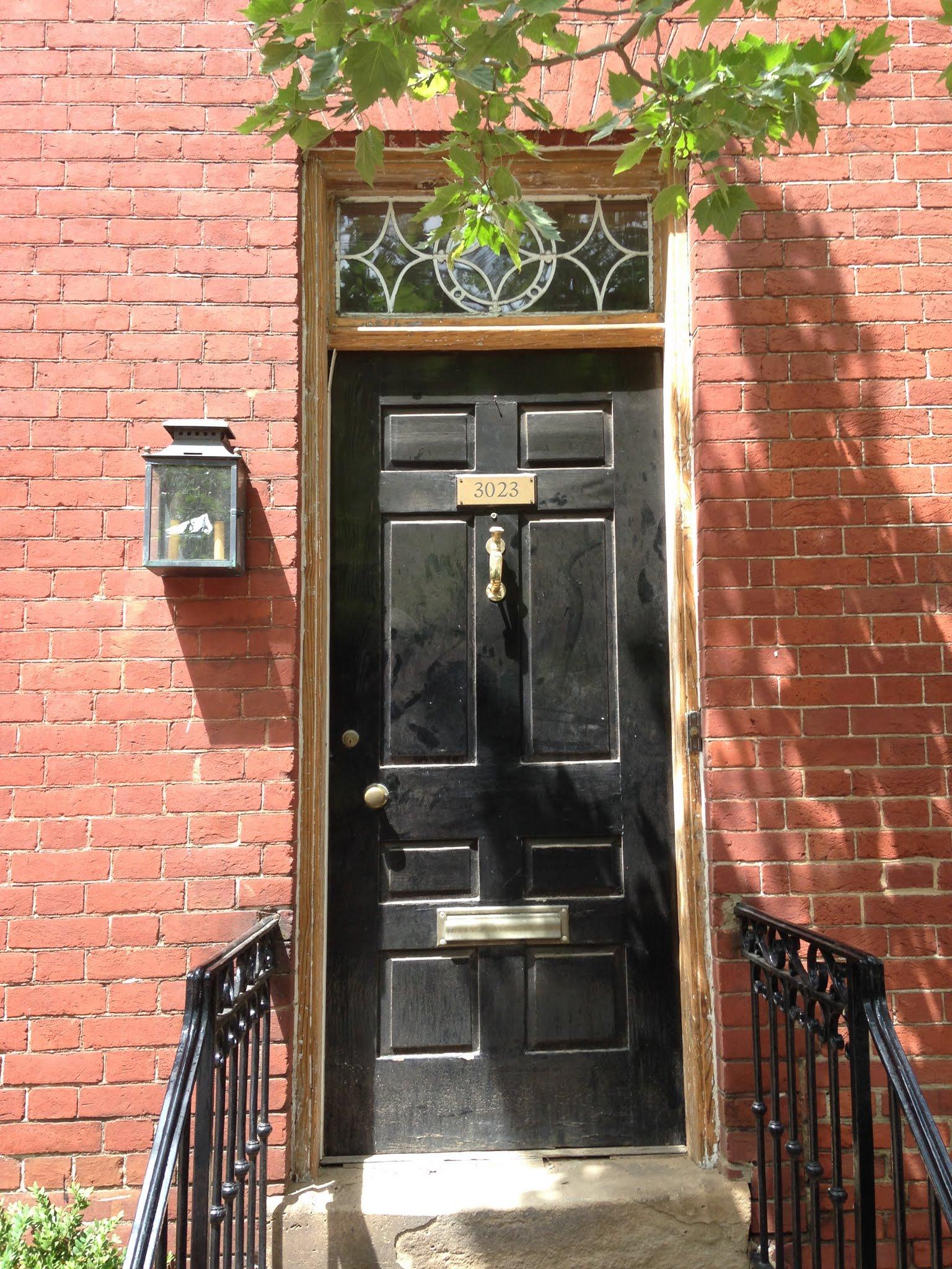 P Street, Georgetown