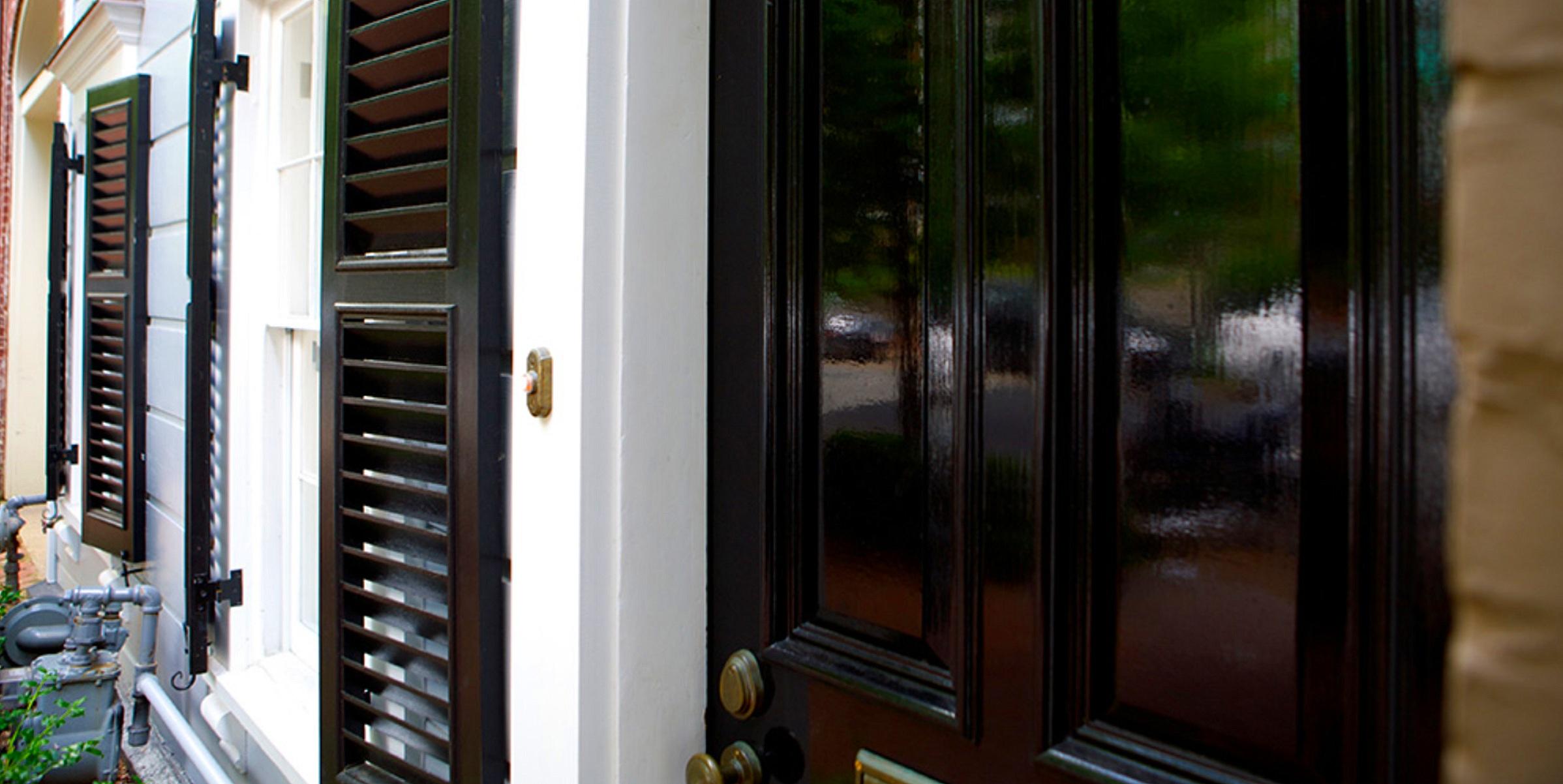 WOOD DOORS -