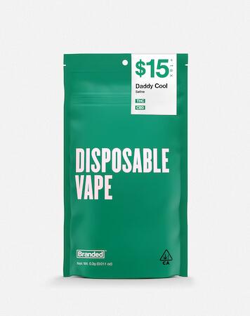 Disposable Vape - 0.3g